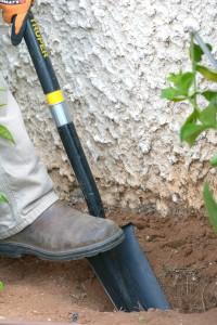 הדברת טרמיטי קרקע - חפירת תחנה קרקעית